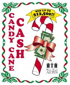 Candy Cane Cash 2016