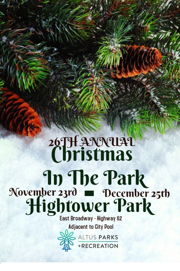 2019 Christmas in the Park